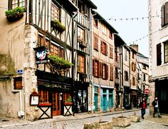Limoges, France - I lived here half year... Amazing time!