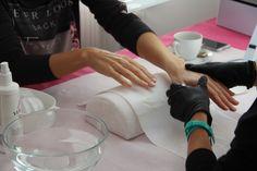 Classic manicure. Manicure klasyczny. #semilac #nails #manicure