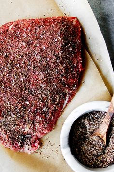 NYT Cooking: A good rub makes grilling or roasting easy. This one combines the best of the salt-pepper-garlic notes of Santa Maria-style barbecue with the depth of coffee and clove. Diners will be hard-pressed to place its complex flavor until you tell them the components. The rub is easy to double and keeps for a long time in a jar or a zipper-lock bag. It should stay on the...