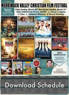 Christian Film Festivals of America - Christian Film/Movie Festival/Festivals Poster at http://www.christianfilmfestival.org/