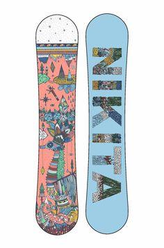 Kristal Snowboard – Nikita Clothing