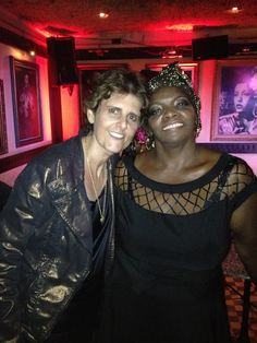 Tributo à Billie Holiday no All of Jazz com a amiga Denise Mayor - abril de 2013