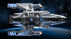 Star Trek Online Special Auxilliary Craft Yellowstone Class
