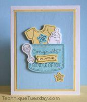 Bundle of Joy Card