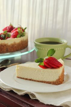 One of my favorite desserts is cheesecake. I love sweet creamy and luscious creations. Whenever I can, I make many variations of cheesecake – Raspberry Cheesecake Bars, Chocolate Ricotta Bars, Puff Pastries With Cheese Filling, Pumpkin Cheesecake, Dulce de Leche Cheesecake, Pear and Cheese Coffeecake…. Wow! I didn't realize that I had so many cheese...Read More »