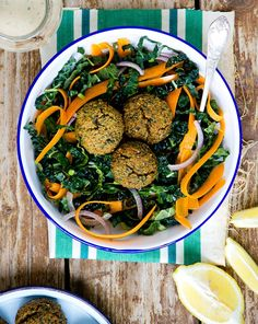 The vibrant and hustling streets of Tel Aviv are flooded with falafel stands