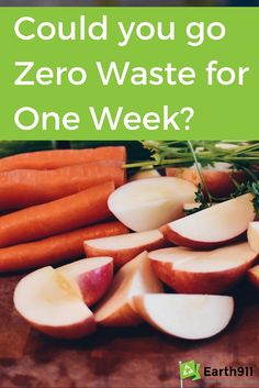 I try not to waste too much but I'm definitely nowhere near zero waste. Maybe I should give it a try!