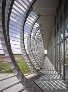 European Bioinformatics Institute/South Building |Cambridgeshire, United Kingdom | Abell Nepp | Photo by Edmund Sumner.