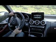 2016 Mercedes-Benz C 300 Coupe - Driving Scenes - YouTube