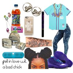 lil' shawty bad by bluemob on Polyvore featuring polyvore fashion style Coach Joyrich Casetify Beats by Dr. Dre