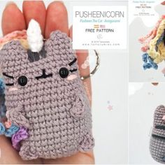 Free Amigurumi Crochet Doll Pattern and Design ideas - Page 8 of 37 - Daily Crochet! Quilt Patterns, Knitting Patterns, Sewing Patterns, Crochet Patterns, Easy Crochet, Crochet Baby, Free Crochet, Fun Look, Etsy