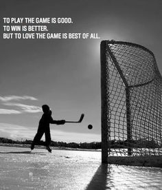 Helping the kids keep it simple. They will learn to love the game, because its a great game to love.