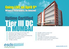 Two days to go for Our #Mumbai #DatacenterLaunch.. #Registrations Open...!!!
