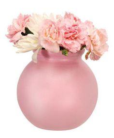 Americana Simply Sweet Flower Vase. Buy paint at Michaels.