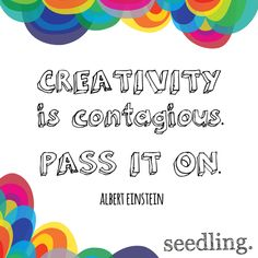 Tag, you're it! Help fuel the spread of creativity and bring kids' ideas to life by introducing them to Seedling activity kits — designed to encourage them to use their own initiative at every stage of the creative process.