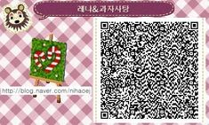 Animal Crossing: New Leaf & HHD QR Code Paths — chewwycrossing: source