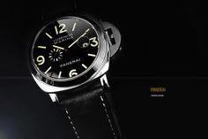 Advertising and Product Photography Panerai - Luminor Marina- Luxury watch