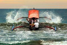 """""""NGANYUT..... Melasti Ritual @Kuta Beach Bali"""""""