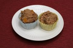 Pumpkin Quinoa Muffins from Once a Month Mom | OAMC from Once A Month Mom