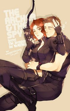 What annoys me is that Steve and Natasha had a child in the comics and everyone here is shipping clintasha