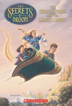The first in the early chapter book series, full of magic and adventure for kids age 7-9