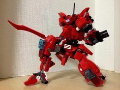 DG-03 Red Revenant
