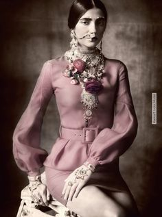 multi ethnic gallery by paolo roversi for vogue italia jan 2013
