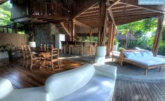 an amazing place for #glamping. #costarica