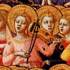 Retable de Fiesole  Fra Angelico  1430  National Gallery