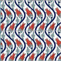 cini-desen-ornekleri -lale