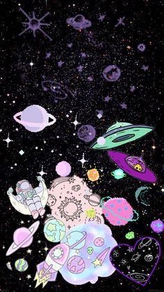 Tumblr Wallpaper, Space Iphone Wallpaper, Phone Screen Wallpaper, Cute Wallpaper Backgrounds, Cellphone Wallpaper, Aesthetic Iphone Wallpaper, Galaxy Wallpaper, Cool Wallpaper, Mobile Wallpaper