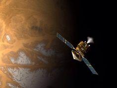 Mars Reconnaissance Orbiter (MRO).