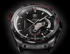 Tag Heuer Smartwatch To Be Based On Carrera, With Intel Inside / TechNews24h.com
