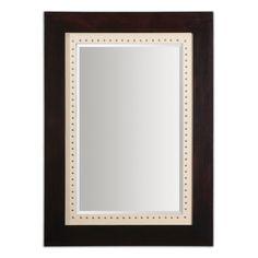 Uttermost Brinkley Framed Mirror 14540