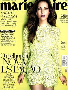 COVER  Marie Claire Brazil  Highlight Description Marie Claire Brazil