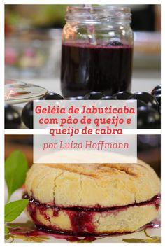 São muitas maneiras de saborear a jabuticaba, essa geleia é mais uma sugestão da Luiza Hoffmann