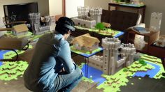 Why is Minecraft popular? What is it about Minecraft that keeps people playing long hours day after day? What makes Minecraft (video game) so much fun for players? News Mario's joining Minecraft th… Windows 10, Virtual Reality Games, Augmented Reality, Smartphone, Pokemon Go, 3d Hologram, Ready Player One, Google Glass, Virtual Reality