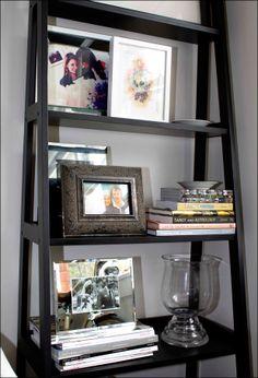 Book shelf photo frames Samantha Wills
