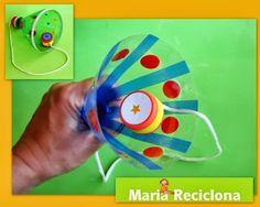 ** Maria Reciclona **: Brinquedo reciclado                                                                                                                                                      Mais