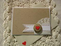 Karos Kreativ Kram: valentines card