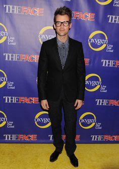 Brad Goreski at The Face premiere in New York.