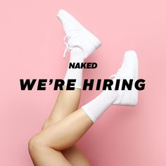"""1,469 Likes, 112 Comments - Supplying Girls With Sneakers (@nakedcph) on Instagram: """"We have a bunch of new job openings at Naked! ⭐ We're looking for Copenhagen and Aarhus-based…"""""""