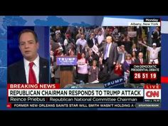 RNC Chair RESPONDS to Donald Trump's attacks on CNN