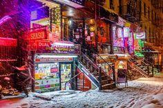 New York City Feelings - East Village, Manhattan by TheTomHarrison