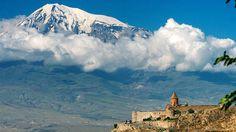 Mosteiro de Khor Virap, na Armênia