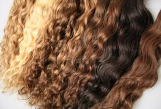 We provide more Indian hair than any other premium hair company worldwide. We provide curly hair extension also ate best level.