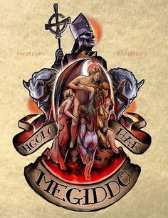 Title: Jigolo Har Megiddo Artist: Randi Laing The Nameless Ghouls Official Ghost Cult.