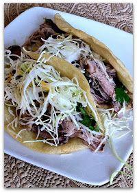 Dishing With Leslie: Carnitas (Braised Pork Tacos)