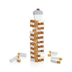Stack the Candles Game