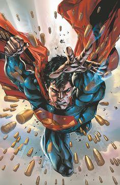 SuperMan by Stephen Segovia